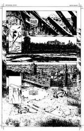 """Neuromancer"" Author William Gibson Warps Comics, Reality in IDW's ""Archangel"" | William Gibson - Interviews & Non-fiction | Scoop.it"