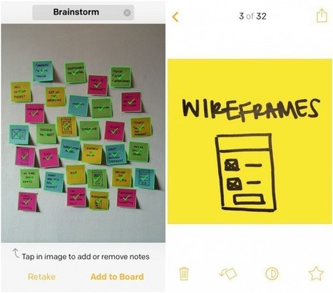App of the Week: Post-it Plus brings Post-it notes into the digital age - GeekWire | BYOD & Related Stuff | Scoop.it