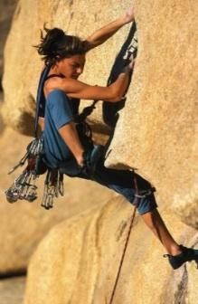 Rock On: Rock Climbing Basics   Urban Girl Fitness   Indoor rock climbing   Scoop.it