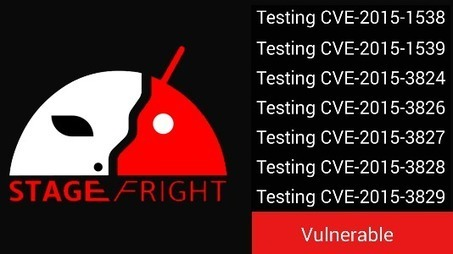 Jetzt Android-Geräte auf Stagefright-Lücken testen! | MobileSecurity | ICT | eSkills | Apps and Widgets for any use, mostly for education and FREE | Scoop.it