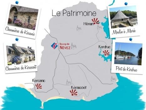 Au pays des chaumières et des pierres debout | Office de tourisme de Névez | Voyages et Gastronomie depuis la Bretagne vers d'autres terroirs | Scoop.it