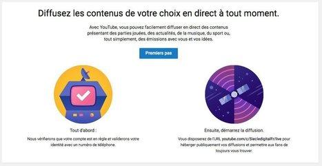 Youtube Connect Arrive Pour Contrer Periscope E