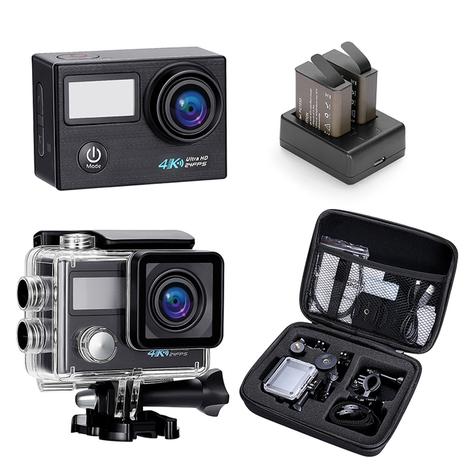 Darkeep Best Action Camera Mini Small 4K Full H