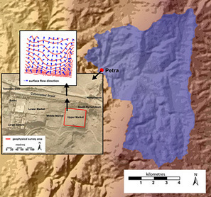 Virtual discoveries at a wonder of the world: geophysical investigations and ancient plumbing at Petra, Jordan | Archaeology Articles and Books | Scoop.it