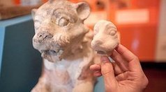 3D Printing Makes Modern Art of Ancient Sculpture | 3D Printing and Fabbing | Scoop.it