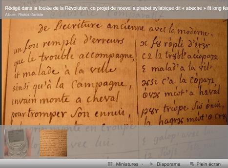 L'abéchedaire de 31 lettres - L'Est Républicain   GenealoNet   Scoop.it
