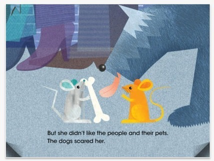 Country Mouse and City Mouse - Interactive iPad Story | iPads, MakerEd and More  in Education | Scoop.it