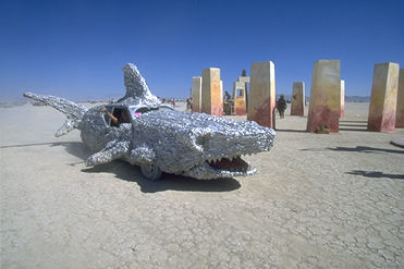 Shark Art Cars | total nonsense, everything i like | Scoop.it