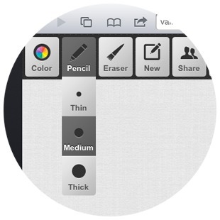 Whiteboard - Touch. Draw. Share. | UDL & ICT in education | Scoop.it