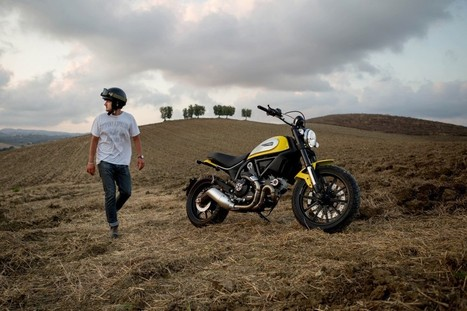 Ducati Scrambler Unveiled | Desmopro News | Scoop.it