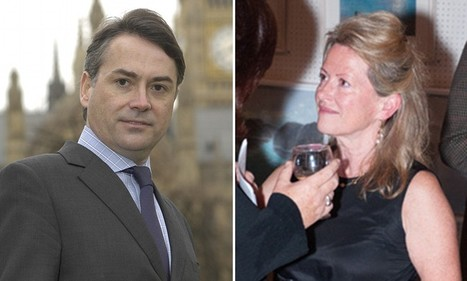 Tory MP's night in cells after attacking his girlfriend | News round the Globe especially unacceptable behaviour | Scoop.it