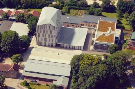 L'ESTP se dote d'un nouveau bâtiment pédagogique - Chantiers | Ingénieur, la Formation | Scoop.it