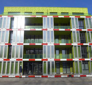 World first bio-reactive façade debuts in Hamburg   Arup   A global firm of consulting engineers, designers, planners and project managers   Dense Living   Scoop.it