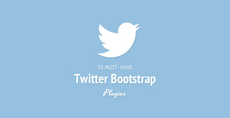 50 Must-have plugins for extending Twitter Bootstrap | Tutorialzine | Bootstrap twitter | Scoop.it