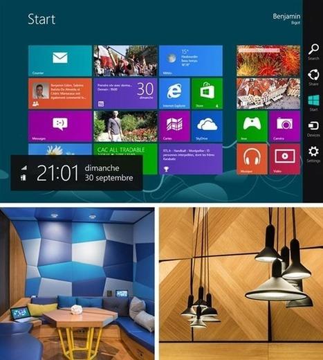 Influencia - Microsoft invente la web-cantine ! | French Digital News | Scoop.it
