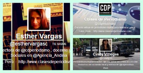 ¿Cada cuánto tiempo debes cambiar tu foto de perfil en Twitter? | PERIODISMO INTERACTIVO | Scoop.it