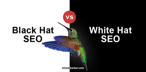Black Hat SEO vs. White Hat SEO   Sacramento Entrepreneurs   Scoop.it