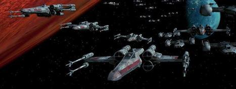 La conception des vaisseaux de Star Wars Rogue One expliquée dans une vidéo | Web Increase | Scoop.it