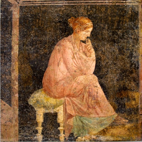 DOMVS ROMANA: Ornatrix, el arte del peinado femenino en Roma | Cultura Clásica 2.0 | Scoop.it