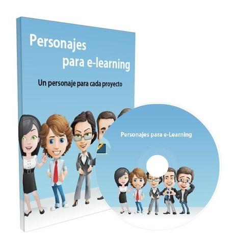 Personajes para e-Learning y Presentaciones - E-Aula | Ferramentes digitals | Scoop.it