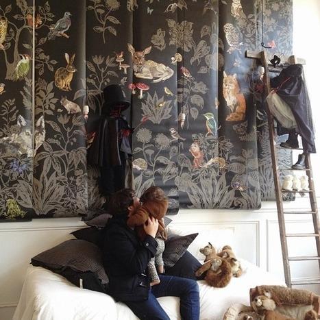 Papiers Peints In Tissu D Ameublement Art Textile Et Papier Peint