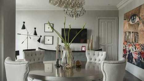 Fandíte štýlu art deco? Tento apartmán si určite nenechajte ujsť. | domov.kormidlo.sk | Scoop.it