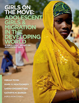 Girls on the Move: Adolescent Girls & Migration in the Developing World | Gender matters | Scoop.it