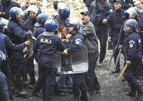 In Algeria, Popular Protests Still Simmer Beneath Surface | Coveting Freedom | Scoop.it