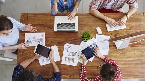 Le collaboratif, colonne vertébrale de l'entreprise agile ? | Orange Business Services | Société 2.0 | Scoop.it