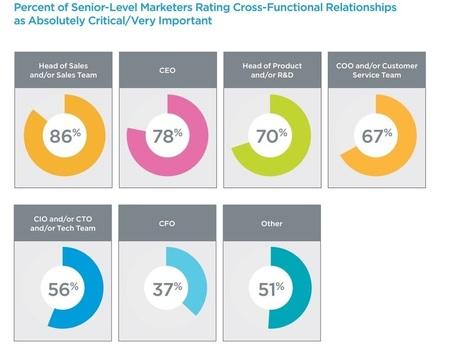 Etude LinkedIn/Salesforce : La croissance des revenus, priorité du Directeur Marketing en 2015 | E-MARKETING par Linexio | Scoop.it