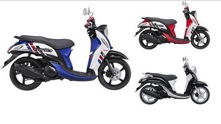 Harga Yamaha Fino Sporty Fi In Daftar Harga Motor Scoop It