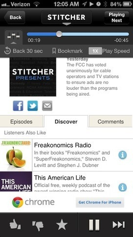 Four Alternatives to Apple's Podcasts App - TidBITS | Podcasts | Scoop.it