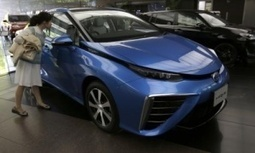 Toyota and Mazda reportedly cooperating on green car technology - The Guardian | CLOVER ENTERPRISES ''THE ENTERTAINMENT OF CHOICE'' | Scoop.it