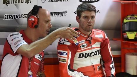 Crutchlow saga finishes - LCR Honda | Ducati news | Scoop.it