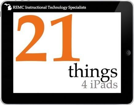 21 Things 4 iPads   Creative Tools... and ESL   Scoop.it