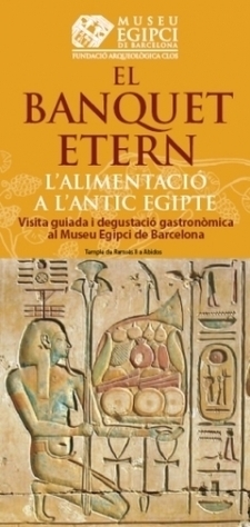 """The eternal banquet: food in Ancient Egypt"" 