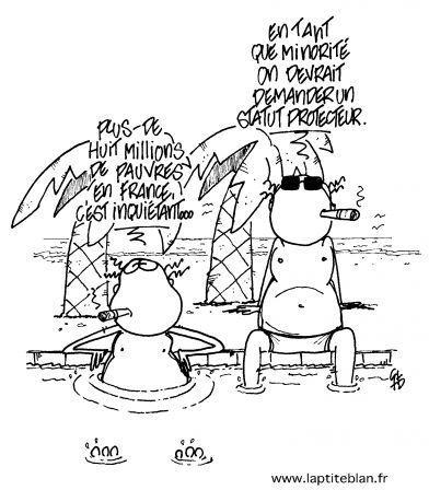 Les riches se rebiffent !   Actu LGBT   Scoop.it