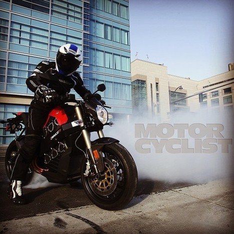 Electrifying #burnout with Aaron Frank on the #Brammo #Empulse R. Is there an electric bike in your future? #ebike #batterypowered #gogreen @brammosays | Brammo Electric Motorcycles | Scoop.it