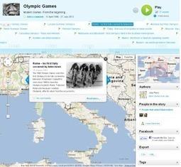 3 outils en ligne pour creer des frises chronologiques | Cartes historiques et cartes d'Histoire | Scoop.it