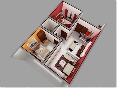 Desain Interior Rumah Minimalis Type 70 | Rumah Unik Minimalis & Desain Interior Rumah Minimalis Type 70 | Rumah...