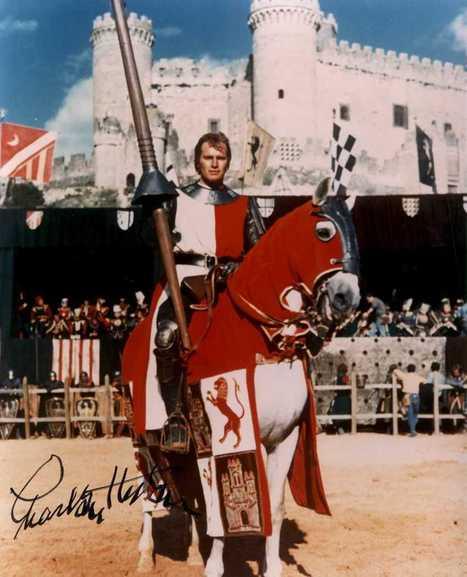 EL CID CAMPEADOR Espadas del Cid, Tizona y Colada | Influencia Romana en el Arte de la guerra Medieval | Scoop.it