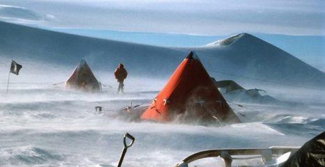 Camping and deep-field working - British Antarctic Survey | Antarctica | Scoop.it