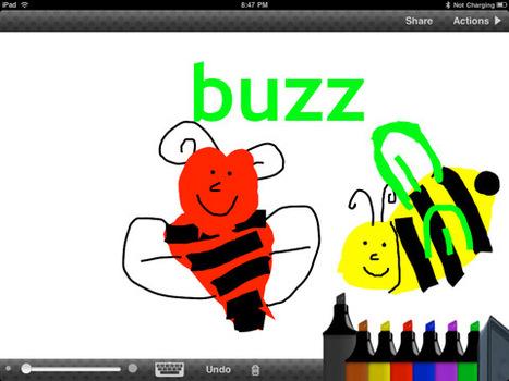 Sadun's Whiteboard for iPad | Digital Presentations in Education | Scoop.it