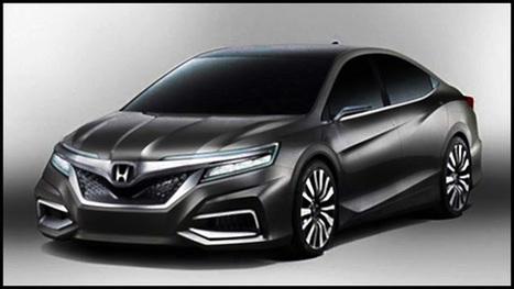 2018 Honda Accord Redesigned Sedan | Honda Accord Price