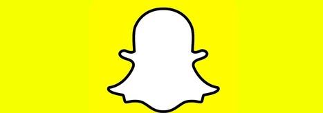Snapchat taquine ses grands pairs | SocialMedia & Social Networking | Scoop.it