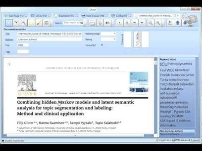 2: Qiqqa Tutorial: adding bibliographic information to your PDFs | Higher Education | Scoop.it