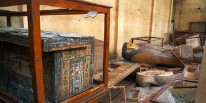 Egypt sues Israel over 126 smuggled artefacts | The Archaeology News Network | Kiosque du monde : Afrique | Scoop.it