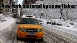 Hacks Making A Big Deal From Snow Falling In America | News From Stirring Trouble Internationally | Scoop.it
