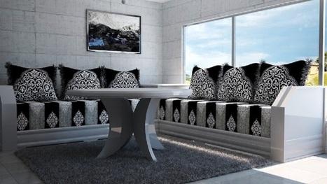 Achetez un salon marocain confortable 2019 | Sa...