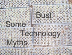 Might technology help Bust an educational myth or two? | Personal Growth Plan | Scoop.it